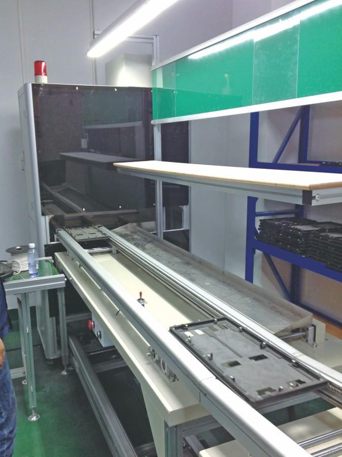 流水线 组装线 工作台