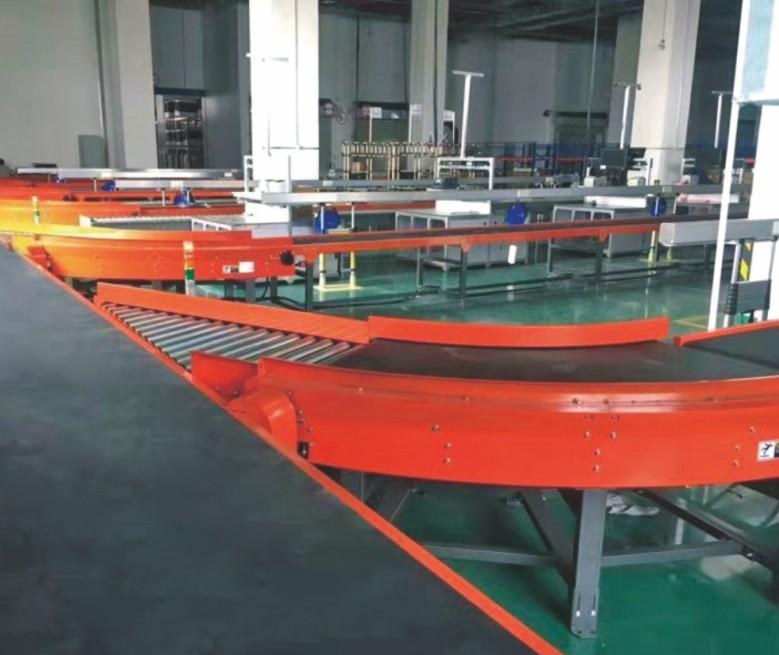 仓储物流分挑输送设备 (1)