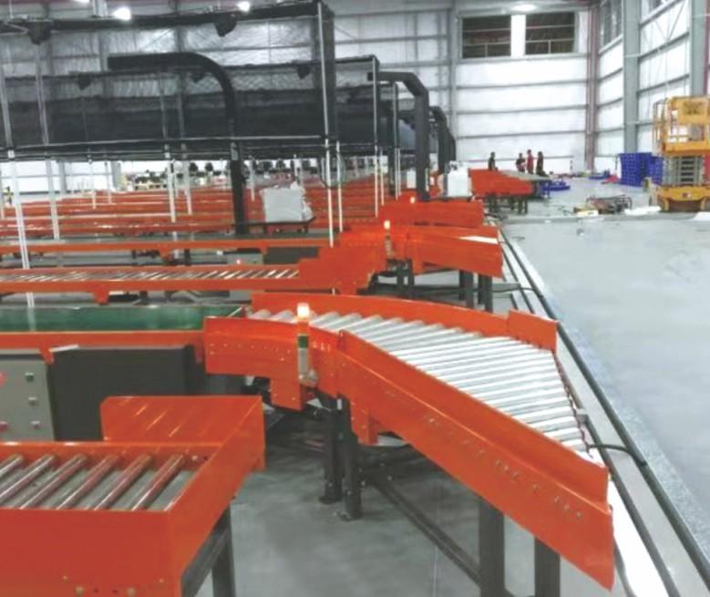 仓储物流分挑输送设备 (2)